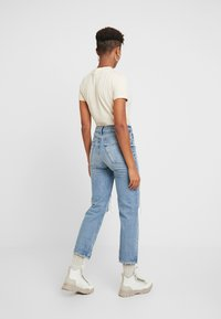 River Island - Jeans Relaxed Fit - denim medium - 2