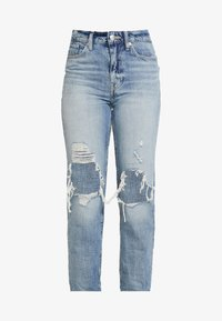 River Island - Jeans Relaxed Fit - denim medium - 4