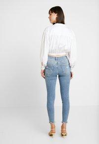 River Island - Jeans Skinny Fit - denim medium - 2