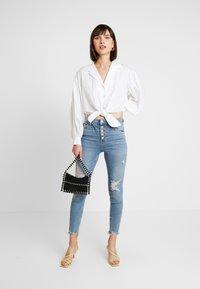 River Island - Jeans Skinny Fit - denim medium - 1