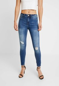 River Island - MOLLY - Jeans Skinny Fit - mid auth - 0