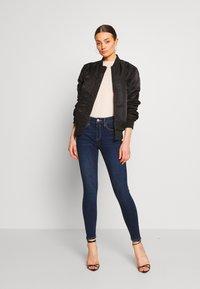 River Island - AMELIE - Jeans Skinny Fit - dark wash - 1