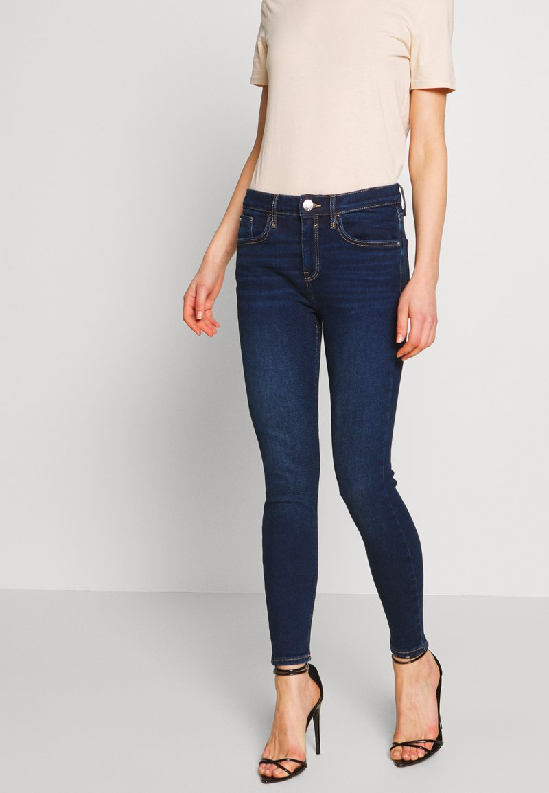 River Island - AMELIE - Jeans Skinny Fit - dark wash