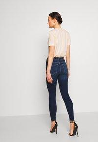 River Island - AMELIE - Jeans Skinny Fit - dark wash - 2