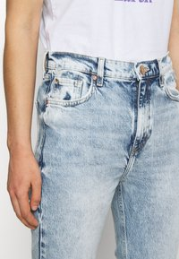 River Island - Relaxed fit jeans - light blue denim - 3