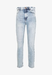 River Island - Relaxed fit jeans - light blue denim - 4