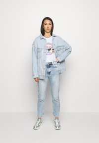 River Island - Relaxed fit jeans - light blue denim - 1