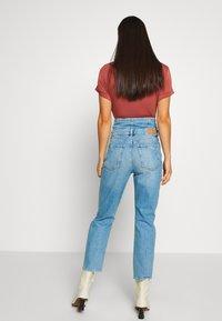 River Island - Jeans slim fit - light wash - 2