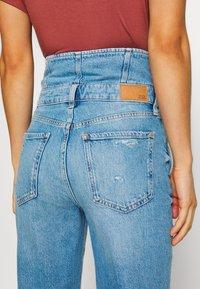 River Island - Jeans slim fit - light wash - 5