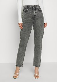 River Island - Slim fit jeans - grey - 0