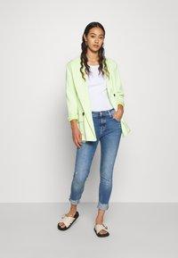 River Island - Slim fit jeans - blue denim - 1