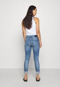 River Island - Slim fit jeans - blue denim - 2