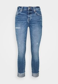 River Island - Slim fit jeans - blue denim - 3
