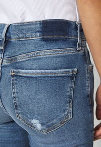 River Island - Slim fit jeans - blue denim - 4