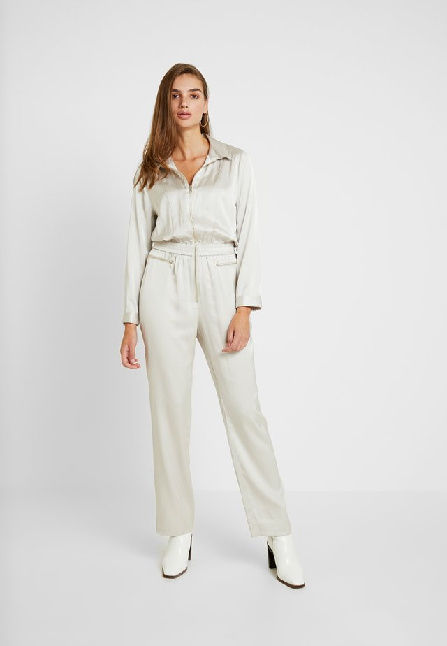 Overall / Jumpsuit - sand
