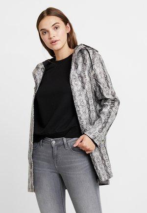 Krátký kabát - grey