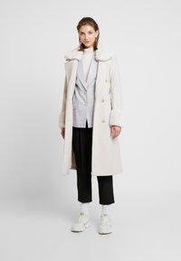 River Island - Zimní kabát - beige - 1
