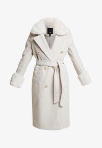 River Island - Zimní kabát - beige - 5