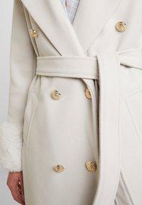 River Island - Zimní kabát - beige - 6