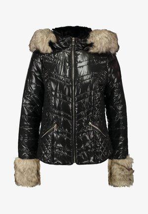 CUFF TATIANA - Lett jakke - black high shine