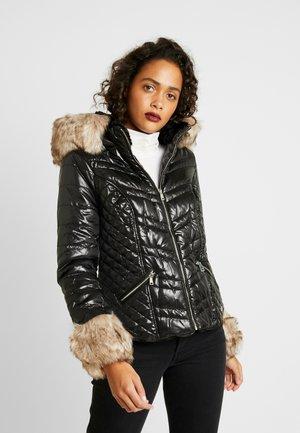 CUFF TATIANA - Light jacket - black high shine