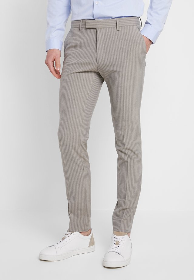 Suit trousers - neutral