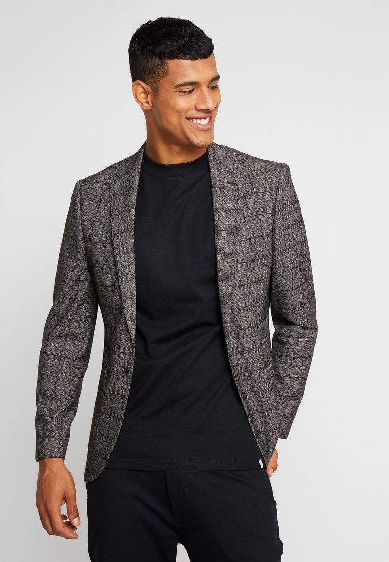 River Island - Suit jacket - charcoal