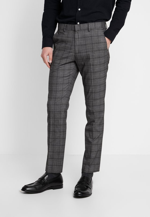 Suit trousers - charcoal