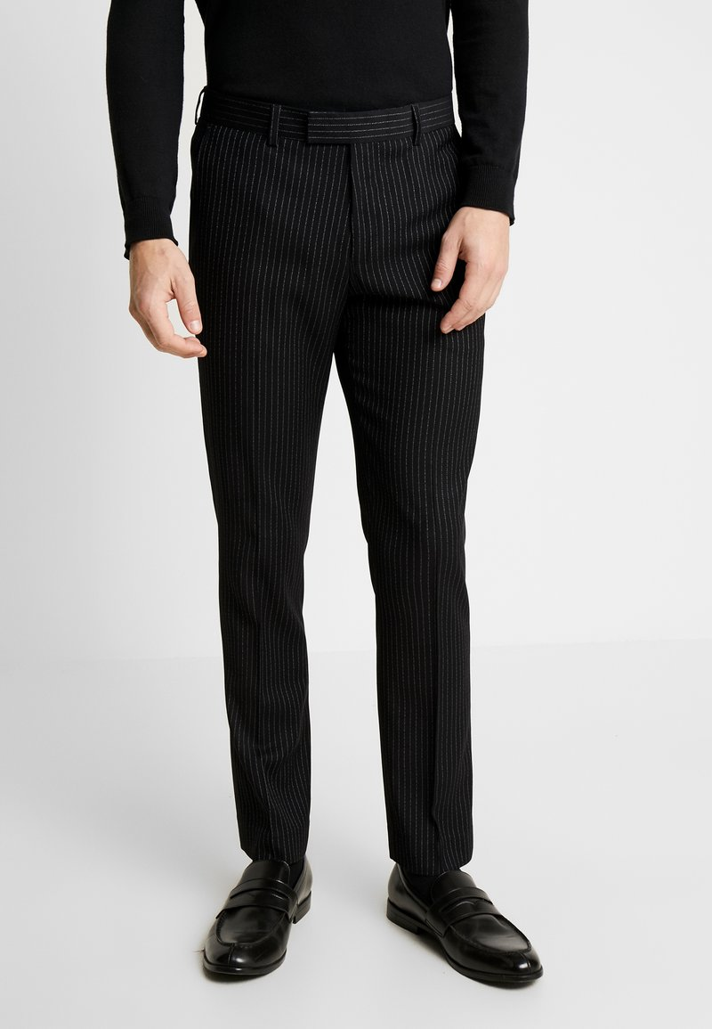 River Island - Suit trousers - navy