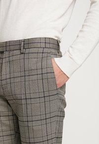 River Island - Pantalon de costume - grey - 3