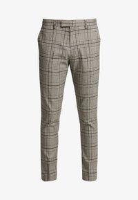 River Island - Pantalon de costume - grey - 4
