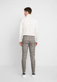 River Island - Pantalon de costume - grey - 2