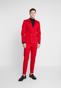 River Island - Veste de costume - red - 1