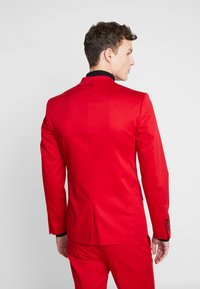 River Island - Veste de costume - red - 2