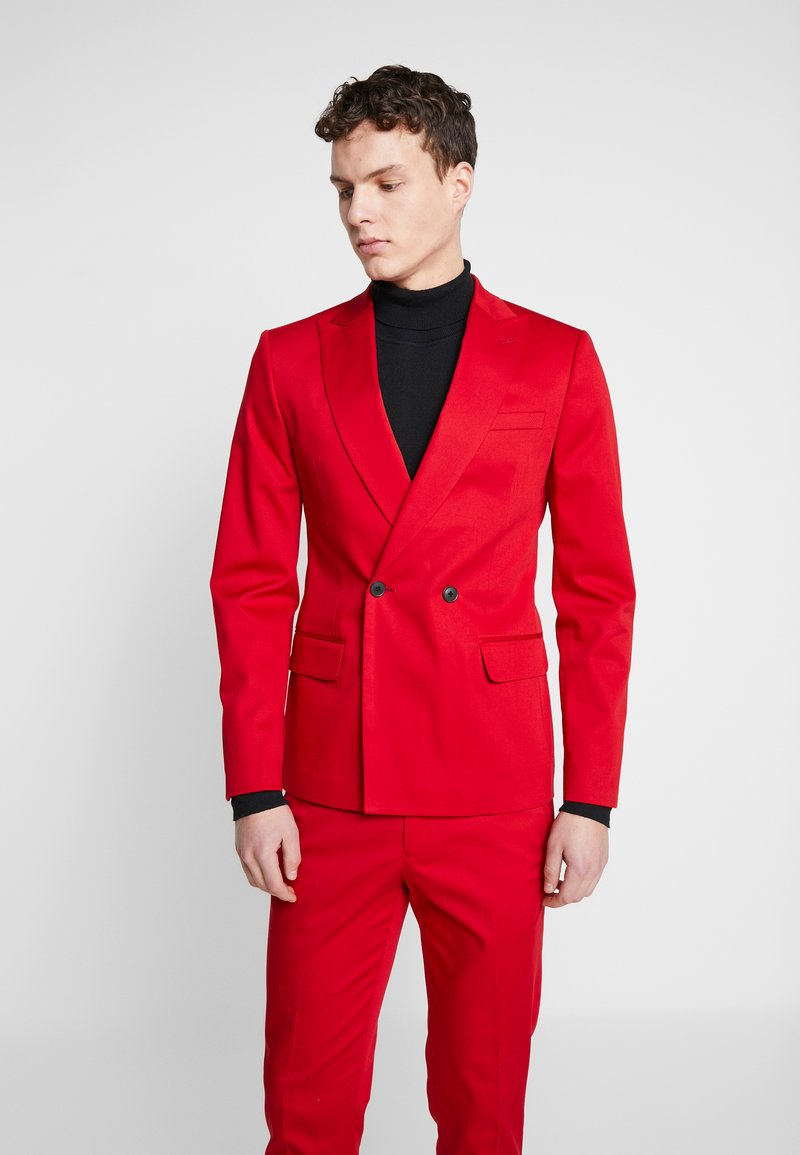 River Island - Suit jacket - red