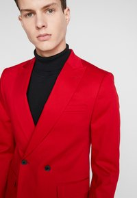 River Island - Veste de costume - red - 3