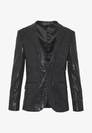 NORMAN SEQUIN - Sako - black