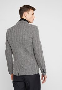 River Island - HERRINGBONE  - Blazer jacket - grey - 2