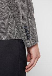 River Island - HERRINGBONE  - Blazer jacket - grey - 5