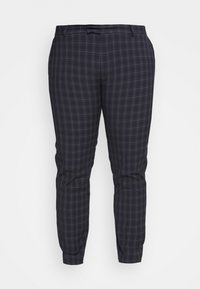 River Island - Suit trousers - navy - 3