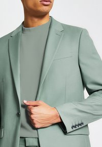 River Island - Veste de costume - green - 3