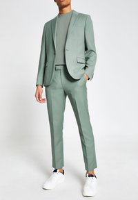 River Island - Veste de costume - green - 1