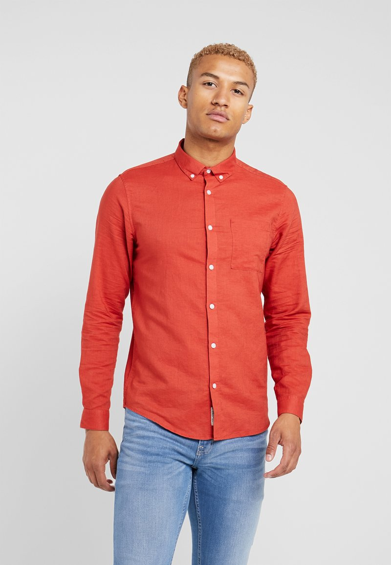 River Island - Hemd - red
