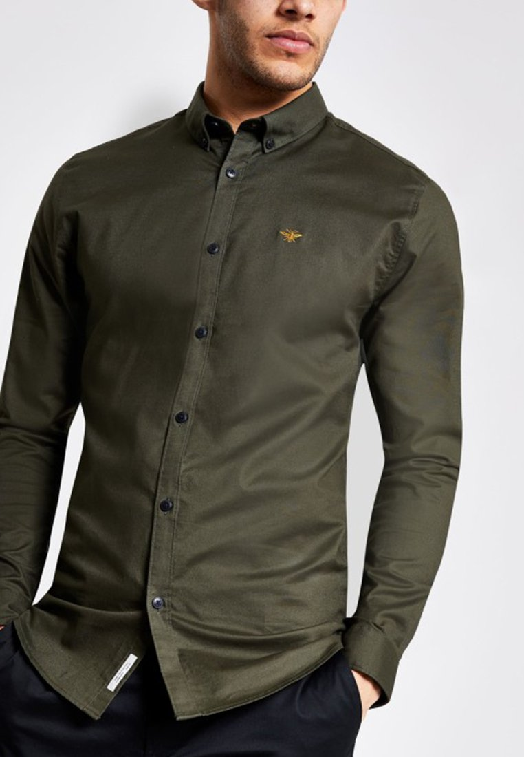 River Island - Shirt - green
