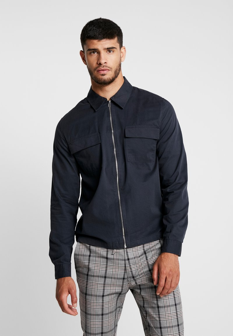 River Island - Shirt - navy