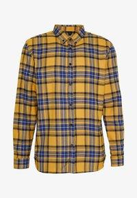 River Island - CHECK - Shirt - bright yellow - 4