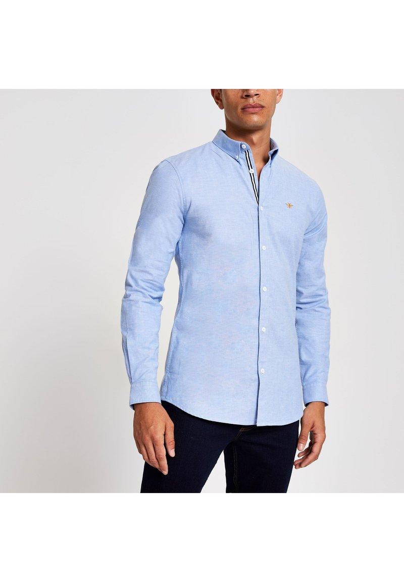 River Island - Overhemd - blue