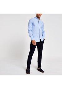 River Island - Shirt - blue - 1