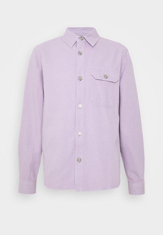 Overhemd - lilac