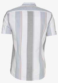 River Island - WIDE OXFORD STRIPE - Shirt - white - 1